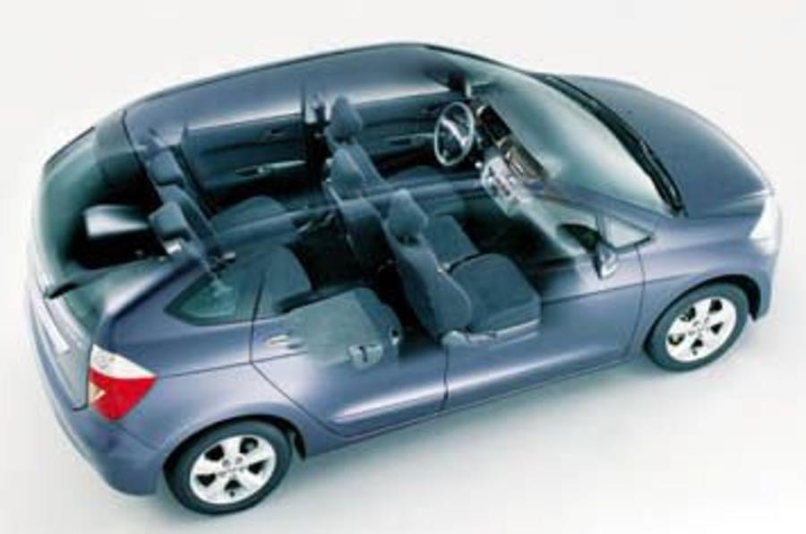 Honda FR-V 1.7
