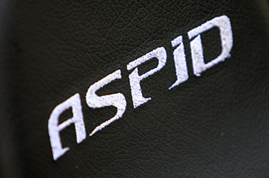IFR Aspid Supersport