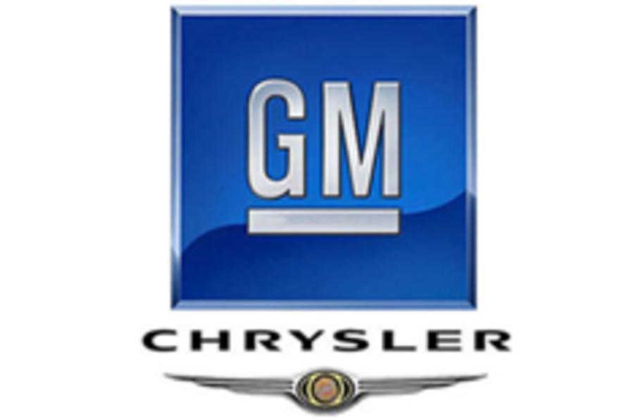 GM, Chrysler close to merger