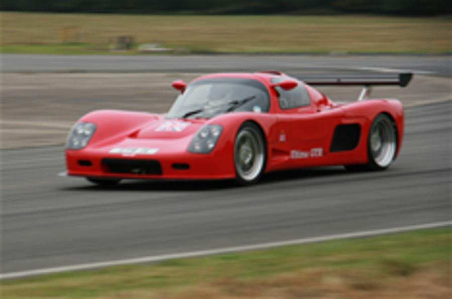 Ultima claims Top Gear lap record