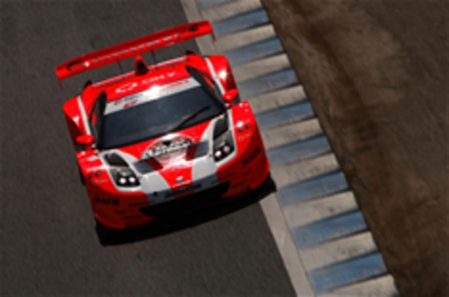 Honda NSX racer axed