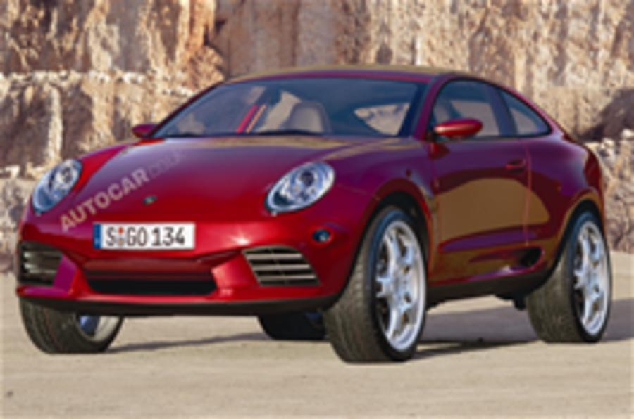 Seven new Porsches - full details