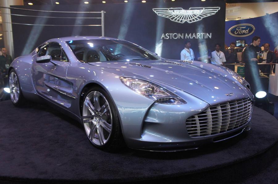 Qatar Motor Show Report Pics Autocar