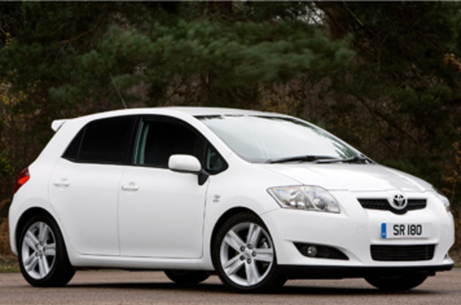 Toyota Auris Sr180 Review Autocar