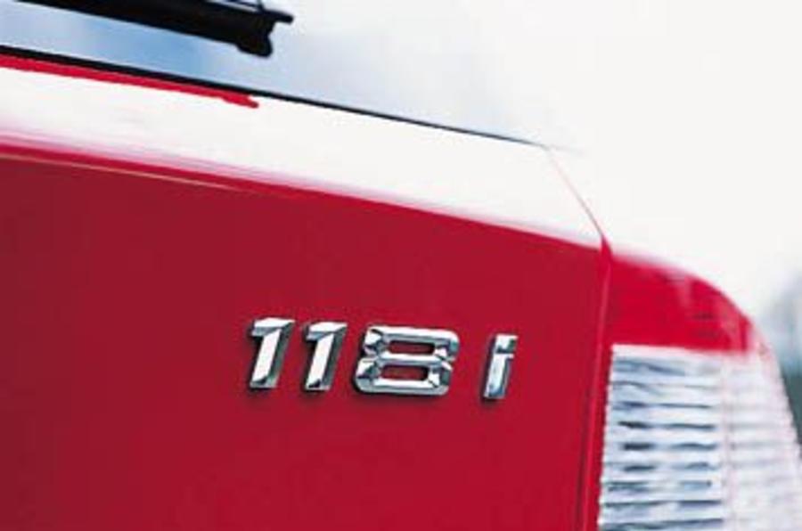 BMW 118i SE