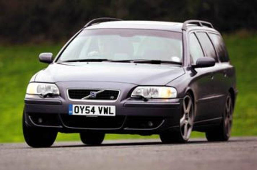 Volvo V70 R review | Autocar