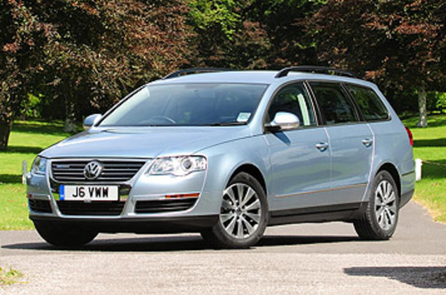 volkswagen passat 1 9 tdi bluemotion estate review autocar. Black Bedroom Furniture Sets. Home Design Ideas