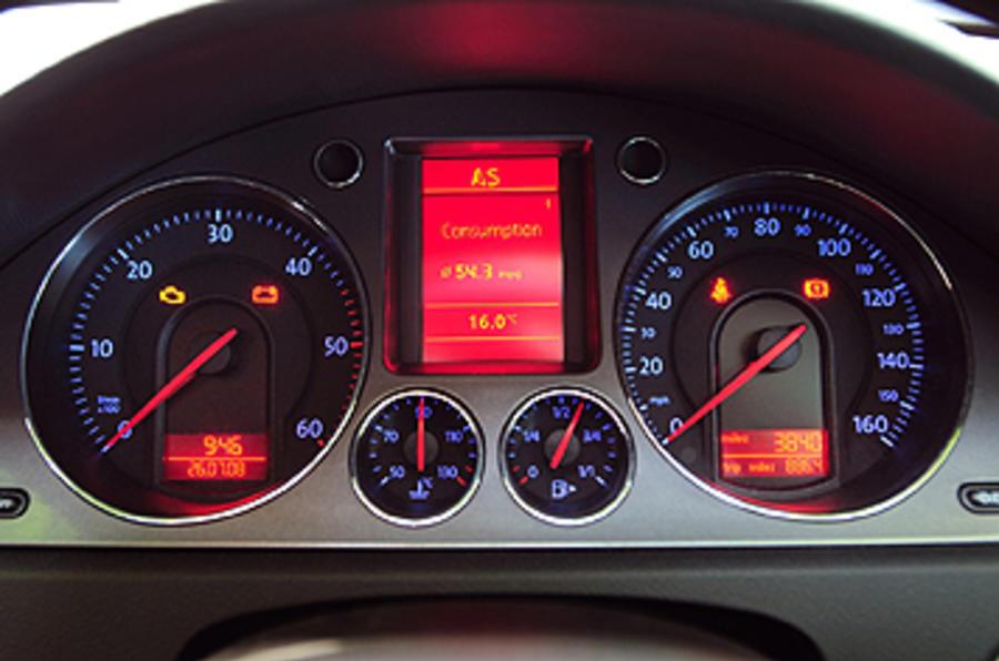 VW Passat Bluemotion 2