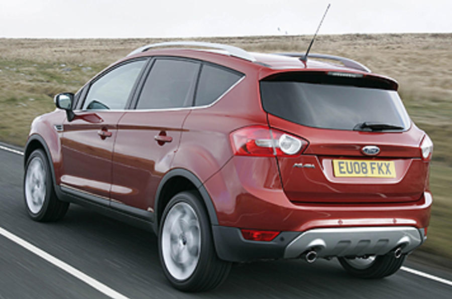 ford kuga 2 5 titanium review autocar. Black Bedroom Furniture Sets. Home Design Ideas