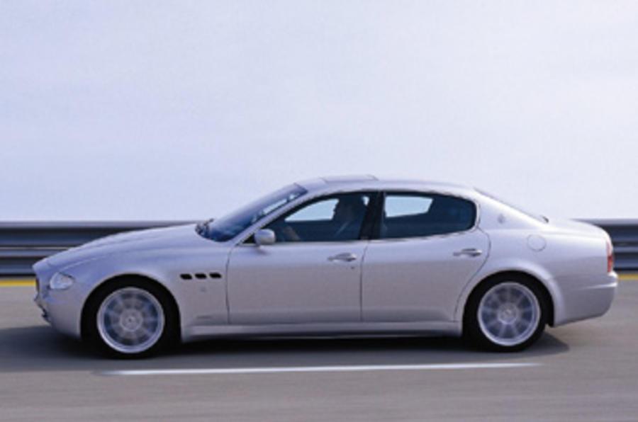 Maserati Quattroporte Auto