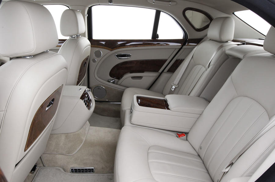 Bentley Mulsanne 675 V8 first UK drive