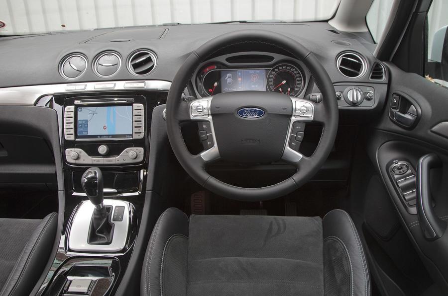 Ford S-Max 2.0 TDCI 160 Titanium