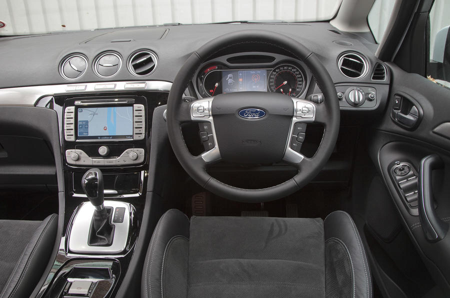 Ford Mondeo 2015 White >> Ford S-Max 2.0 TDCI 160 Titanium review | Autocar