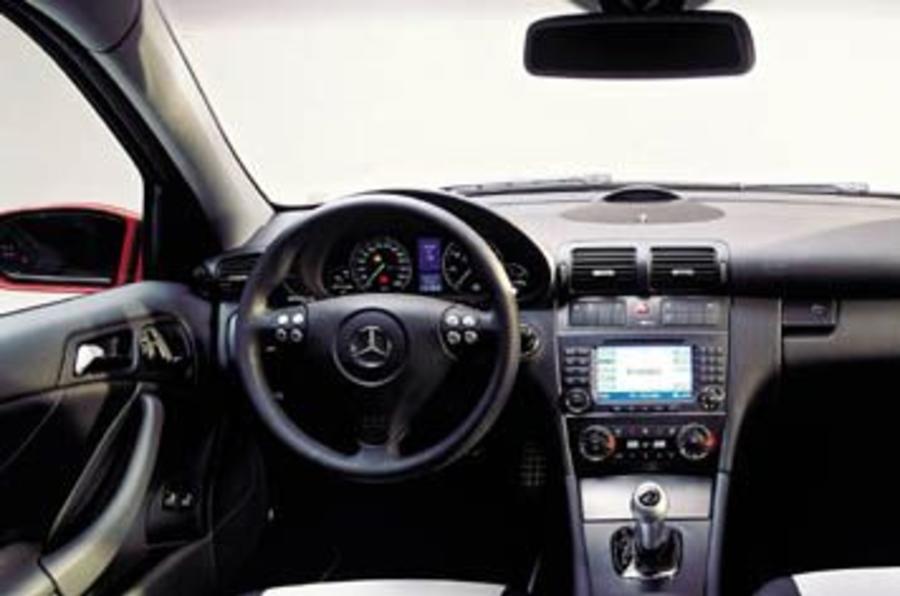 Mercedes C230k Sports Coupe Review Autocar