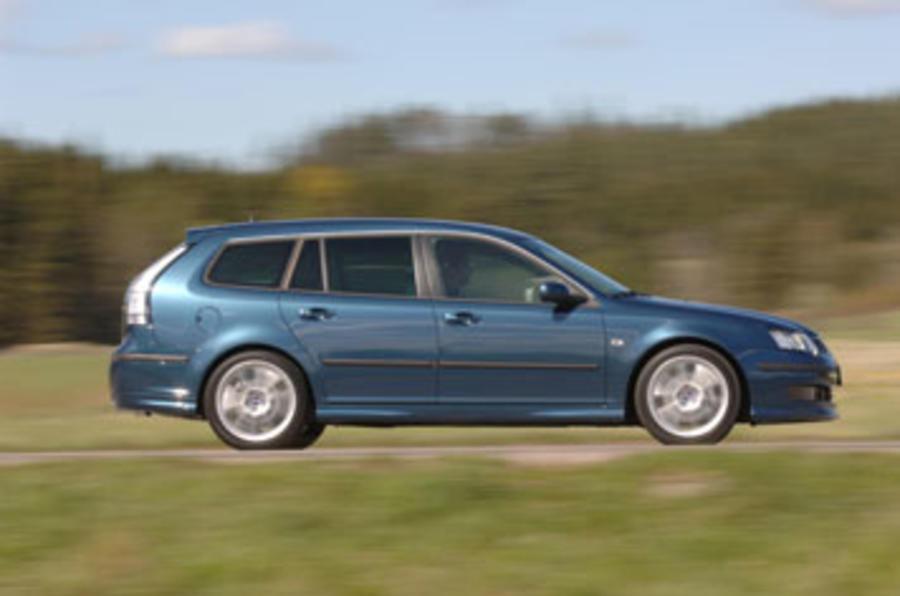 Saab 9-3 2.8T