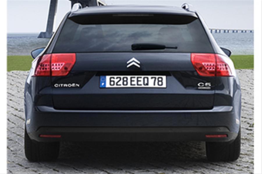 Citroën C5 Tourer 2.2 HDi VTR+