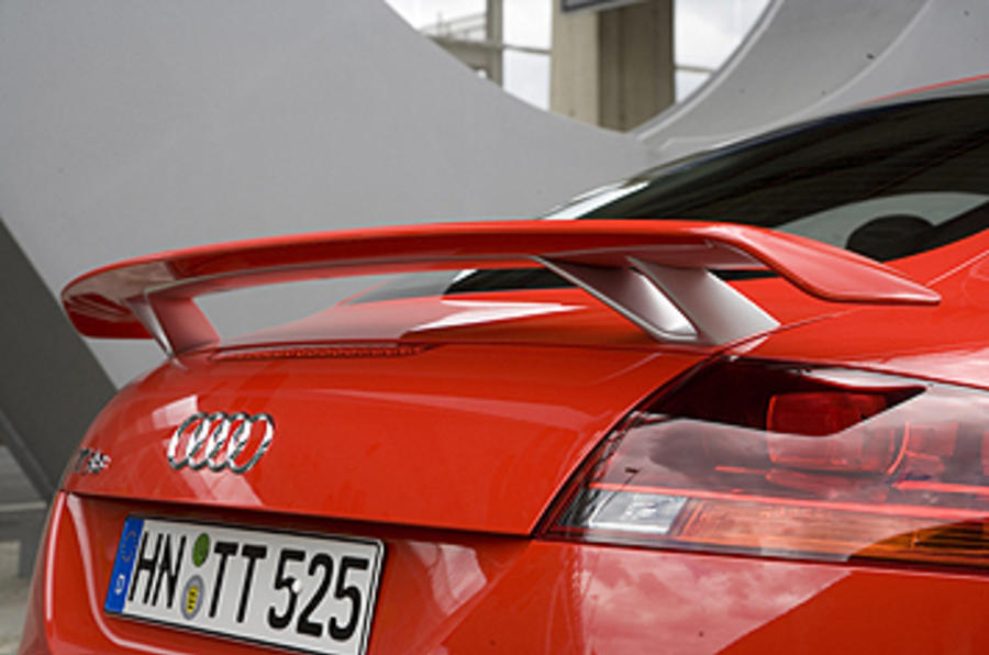 Audi TT RS 2.5 Coupe