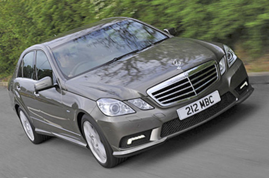 mercedes e220 cdi sport review autocar. Black Bedroom Furniture Sets. Home Design Ideas