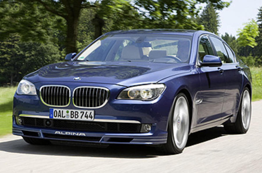 Alpina B7 4.4 V8 Switch-tronic