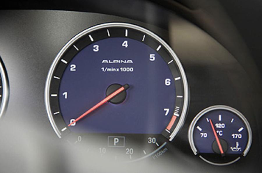 Alpina B7 4.4 V8 Switch-tronic