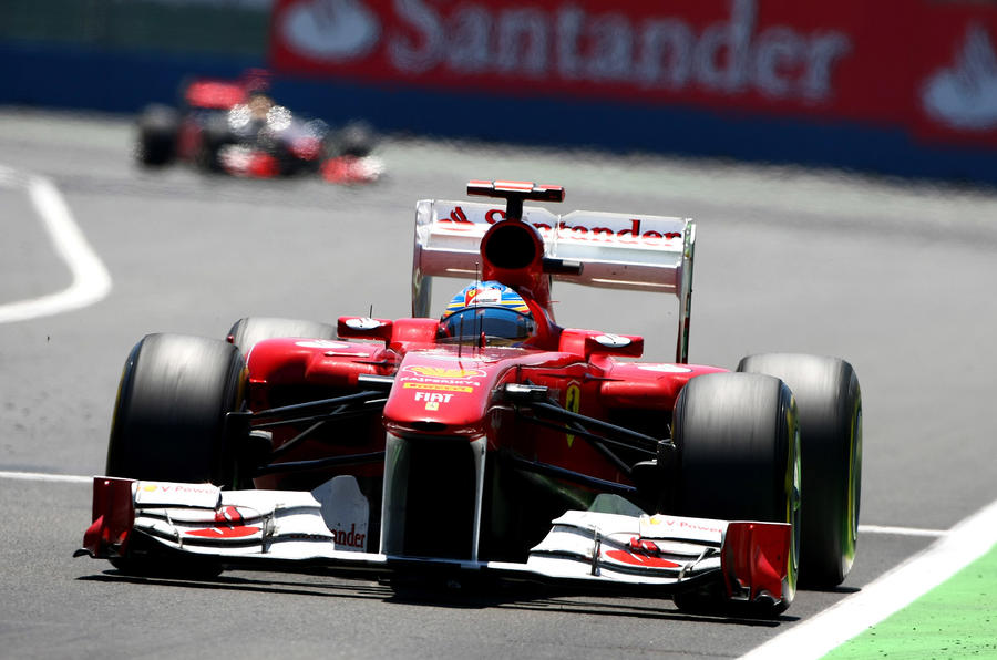 Vettel wins again in Europe