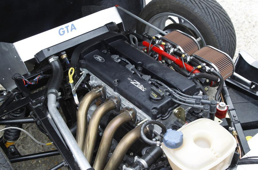 2.0-litre Tiger GTA petrol engine