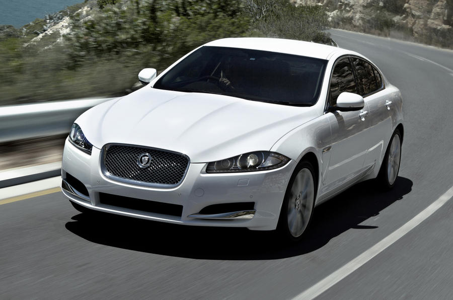 £37,950 Jaguar XF 2.2D Premium Luxury