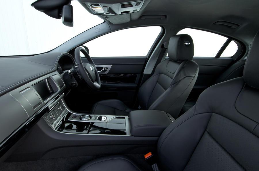 jaguar xf 2 2d premium luxury review
