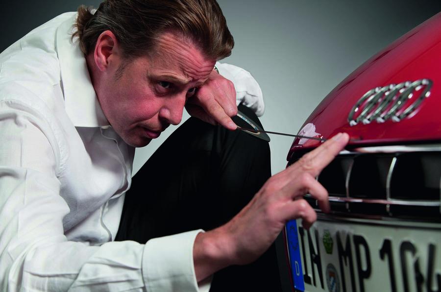 Audi: 'We'll never do retro'