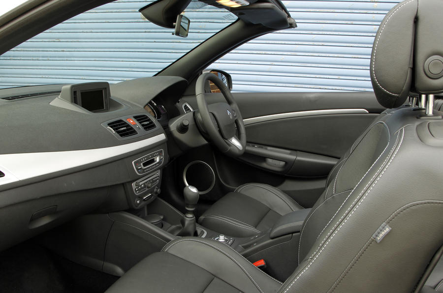 Renault Megane 2.0 dCi CC