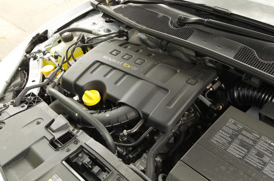 2.0-litre Renault Megane diesel engine