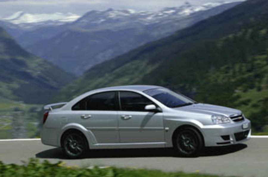 Chevrolet Lacetti WTCC R+ review | Autocar