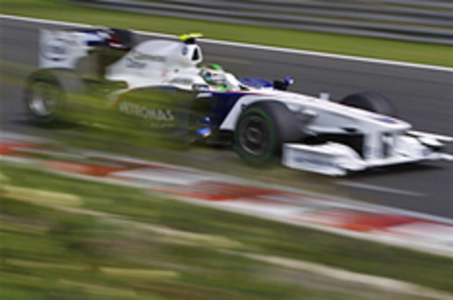 BMW quits F1