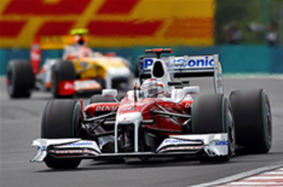 Toyota's F1 future in doubt