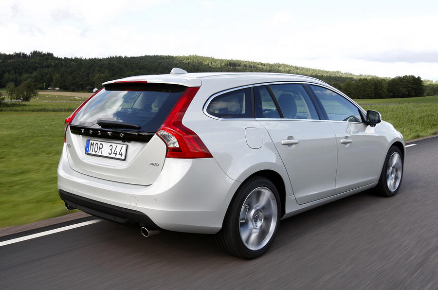 volvo v60 d3 se review autocar. Black Bedroom Furniture Sets. Home Design Ideas