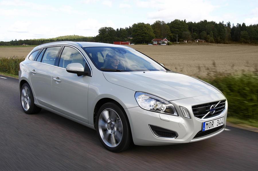 Volvo V60 D5 AWD review | Autocar