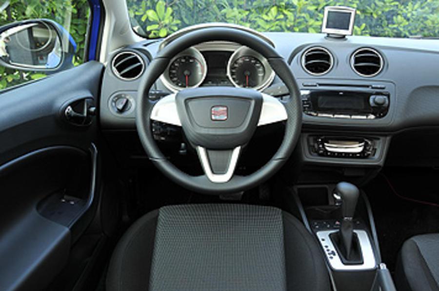 Seat Ibiza SportCoupe 1.4