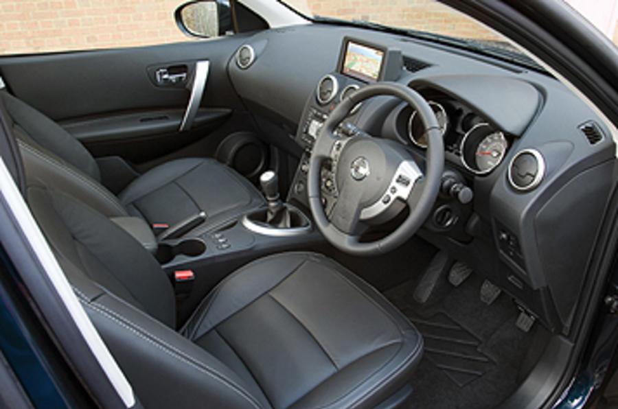 Nissan Qashqai+2 2.0 dCi Tekna