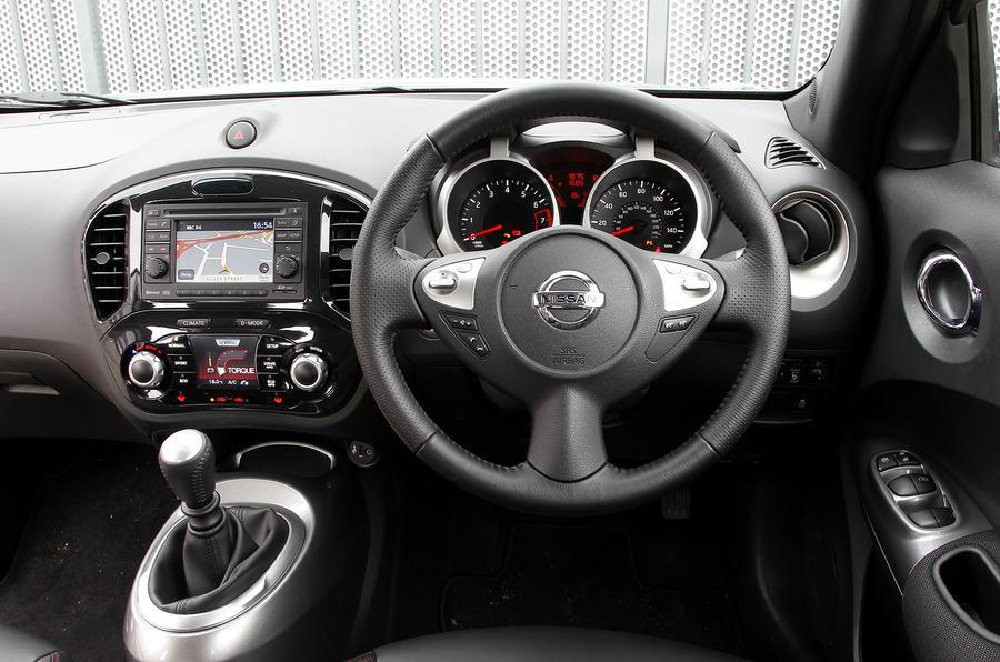 Nissan Juke 1.6 DIG-T Tekna