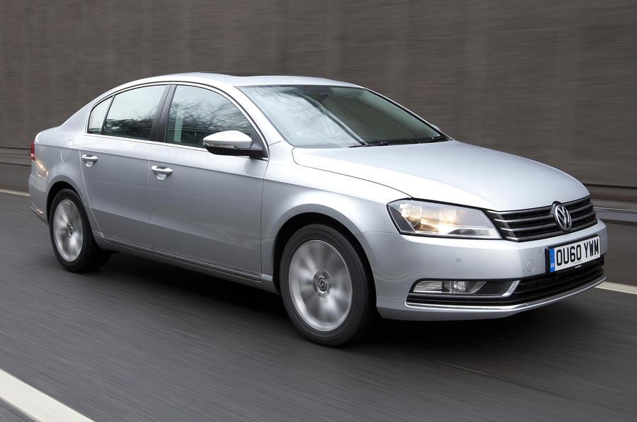 VW Passat 1.8 TSI
