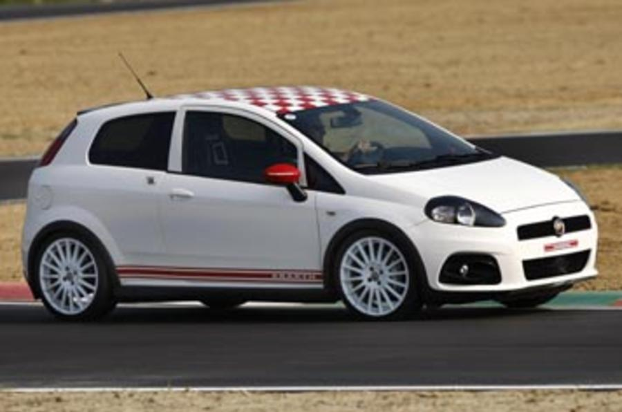 Fiat Punto Abarth Essesse