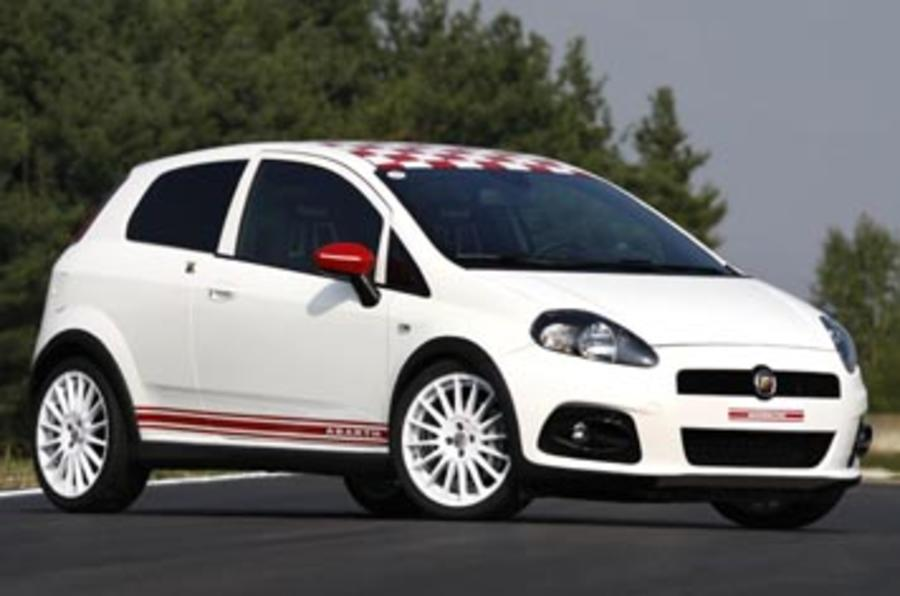 Fiat Punto Abarth Essesse Review Autocar