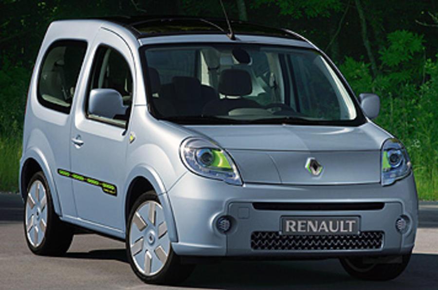 Renault Kangoo Be Bop Z.E. 44kW review | Autocar