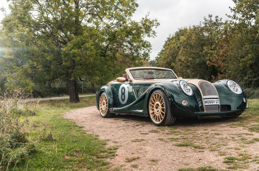 Morgan Aero GT 2018 review - static hero