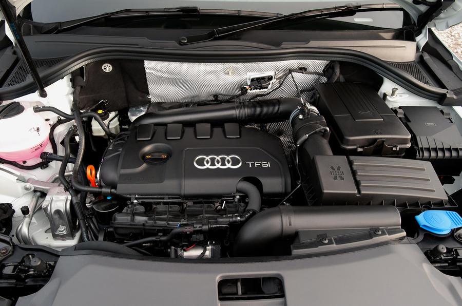 2.0-litre TFSI Audi Q3 engine