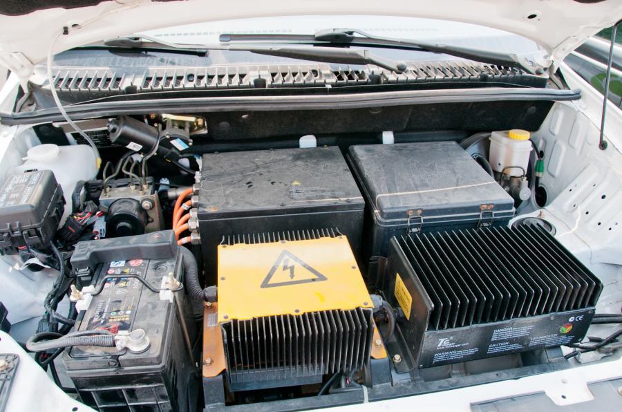 Zoyte 5008 electric motor