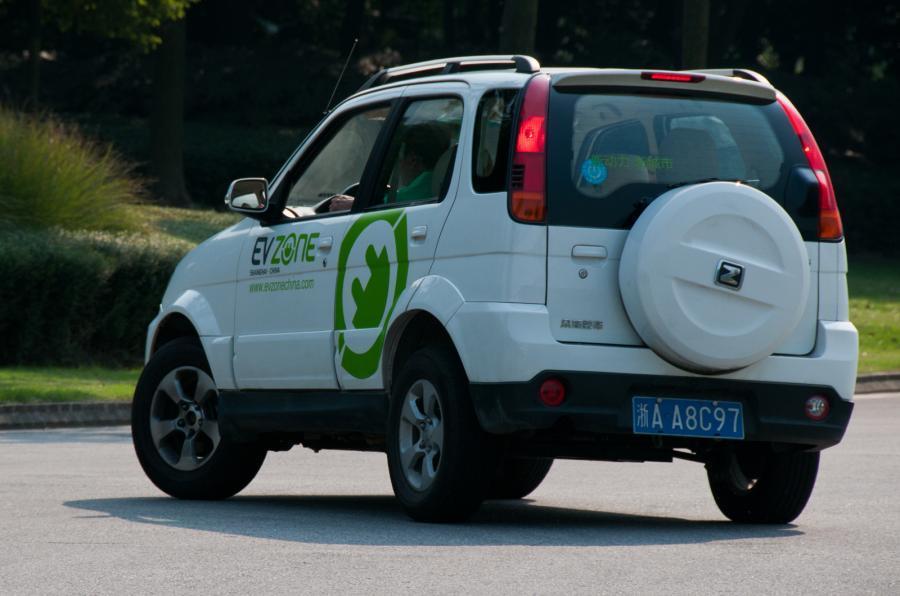 Zoyte 5008 rear cornering