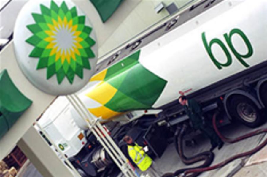 BP profits soar – again