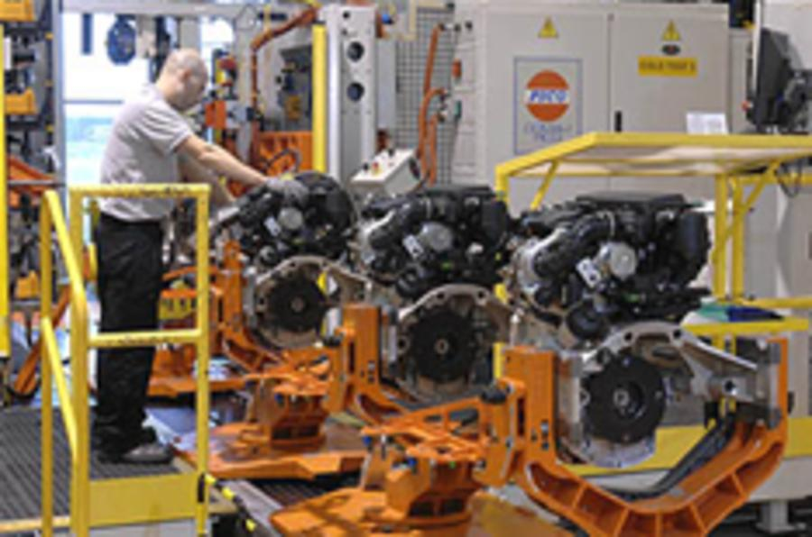 New engines for UK Ford plant