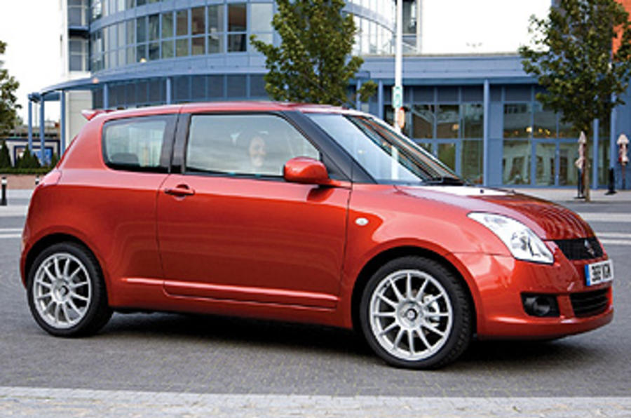 All Wheel Drive Suzuki Swift Gti